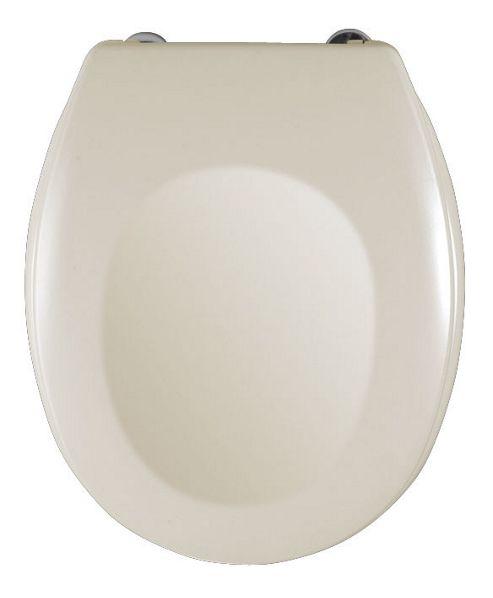Wenko Bergamo Toilet Seat - 37.3cm Wx 43.5cm D