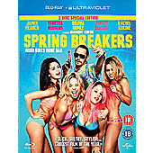 Spring Breakers - Bluray
