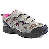 Mountain Peak Ladies Tracker Beige Walking Boots - Beige