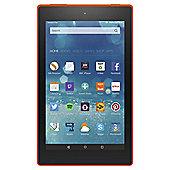 """Amazon Fire HD 8, 8"""", Tablet, 8GB, WiFi - Tangerine (2015)"""