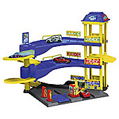 Multi-Story Car Park Playset