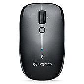 Logitech M557 Bluetooth Mouse (Black)