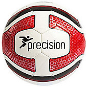 Precision Santos Training Ball White/Red/Black Size 3