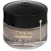 LOreal Code Jeunesse Soin Defatigant Yeux Anti-Fatigue Eye Cream 15ml