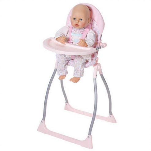 Baby Annabell 3-In-1 Chair Set