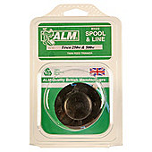 ALM Filled Spool for Tesco 500W & Tesco Value 250W Trimmer 2 Pk