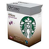 Verismo Fairtrade Espresso Roast Pods