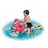 Bestway Inflatable Crush Claw Ride on Fun Toy