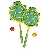 Melissa & Doug Turtle Raquet  Ball