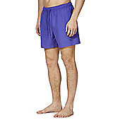 F&F Short Length Swim Shorts - Purple