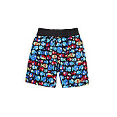 Zoggs Crazy Fish Board Shorts - Multi