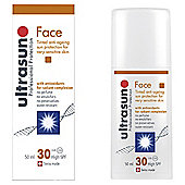 Ultrasun Tinted SPF 30 50ml