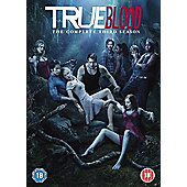 True Blood - Series 3 - Complete (DVD Boxset)