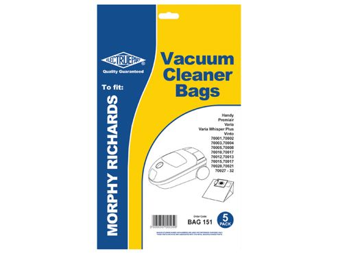 Connect Bag151 Dust Bag M/R Handy Domatic Var X5