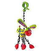 Playgro Zany Zoo Wonky Wiggler Dog