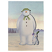 The Snowman A5 Notebook