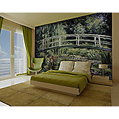 1Wall Giant Claude Monet s Japanese Bridge Wall Mural