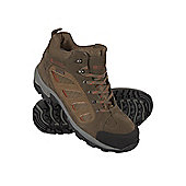 Mountain Warehouse Lockton Men's Hiking Boots - Brown