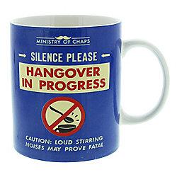 Ministry of Chaps Hangover in Progress Mug