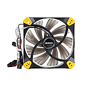 Antec 0-761345-75260-2 Truequiet 140 mm Case Fan - Black