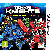 Tenkai Knights: Brave Battle Nintendo 3DS