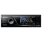 "PIONEER HEADUNIT 3"" MECH-FREE AV iPOD/iPHONE/USB/SD CARD/BLUETOOTH MVH-8300BT"