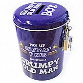 Instant Fines Tin - Grumpy Old Man