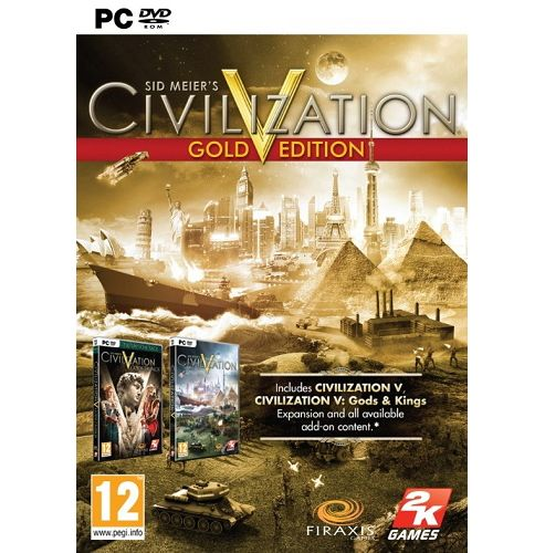 Civilisation V Gold Edition
