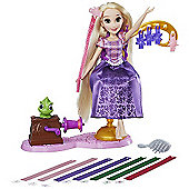 Disney Princess Rapunzel's Royal Ribbon Salon Doll