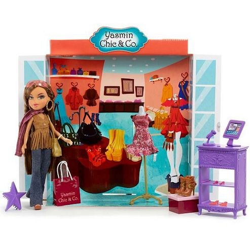 MGA Entertainment Bratz Boutique Yasmin Doll