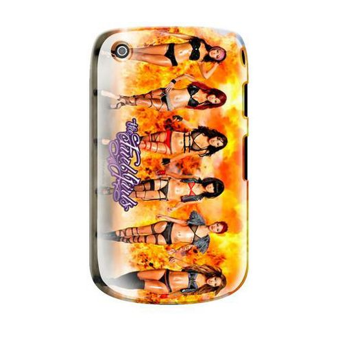 Blackberry 8520 - Official The Fuel Girls Phone Clip Case