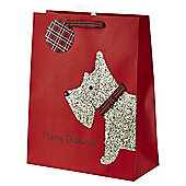 Scottie Dog Large Bag
