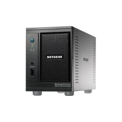 Netgear ReadyNAS Duo RND2000 Desktop Network Storage CBID:1472020