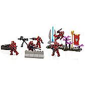 Mega Bloks Halo UNSC Fireteam Crimson