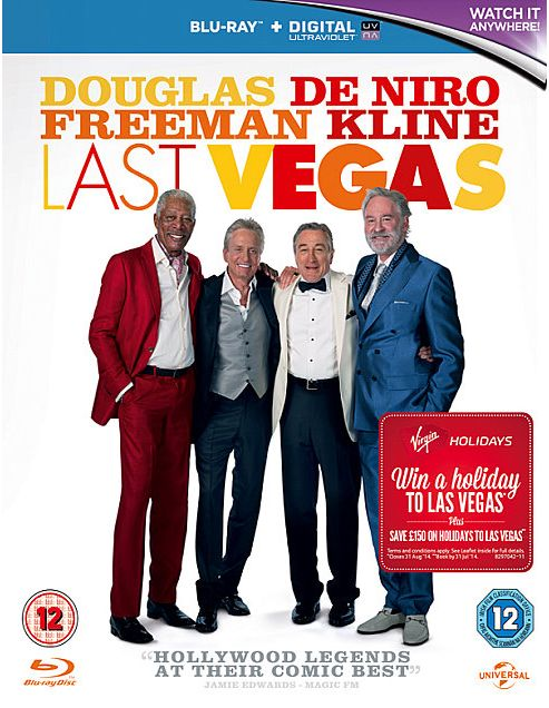 Last Vegas (Bluray & Uv)