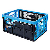 Tontarelli Folding Crate Blue