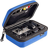 SP Storage Case Small for GoPro Cameras & Accessories Blue