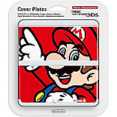 New 3ds Cover Plate - Mario - Nintendo3DS