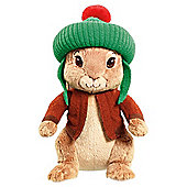 Peter Rabbit Collectable Plush - Benjamin Bunny
