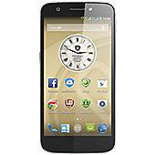 Prestigio PSP5508 Multiphone 5508 DUO (5) 16GB Dual Sim Smartphone Android 4.4 - Gunmetal