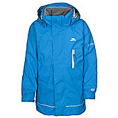 Trespass Boys Prime 3in1 Waterproof Jacket - Blue
