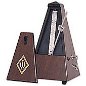 Wittner 811MM Metronome - Mahogany Matt with Bell