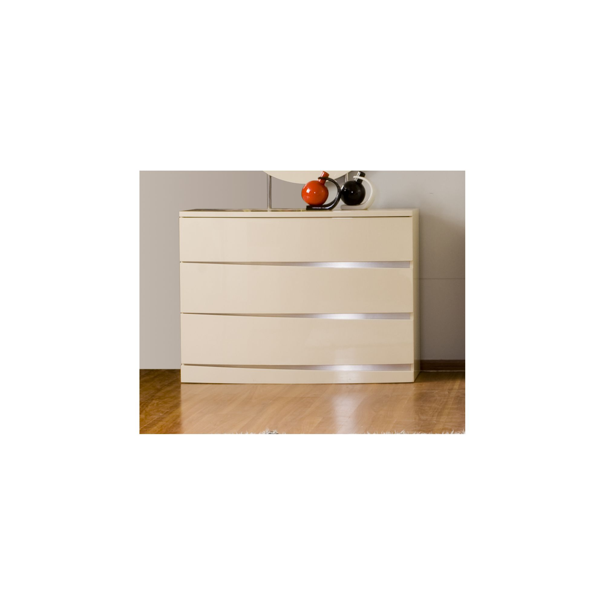Elements Isabel Chest of 3 Drawers at Tesco Direct