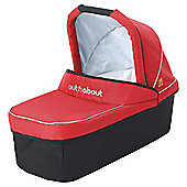 Out n About Nipper Carrycot, Carnival Red