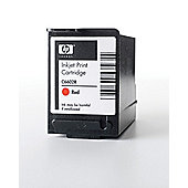 HP C6602R inkjet printer ink cartridge - Red