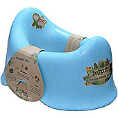 Becopotty Eco-Friendly Biodegradable Potty - Blue
