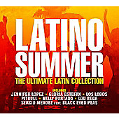 Various Artists Latino Summer 2CD
