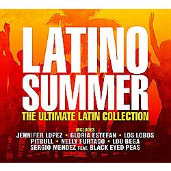 Various Artists Latino Summer 2CD
