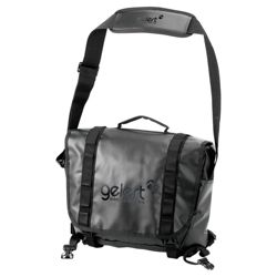 Gelert Expedition Messenger Bag, Black