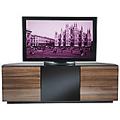 UK-CF Walnut Corner TV Cabinet for up to 60 inch